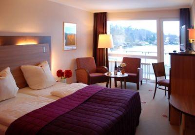 Zimmer mit Seeblick Schulsee bei Hamburg romantisch