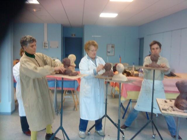 Stages à l'atelier des 3 A 2011