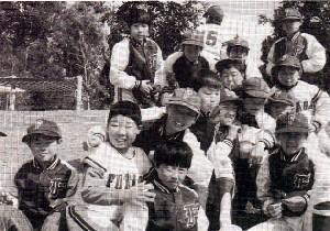 第7期生   昭和58年  常牧大会 準優勝