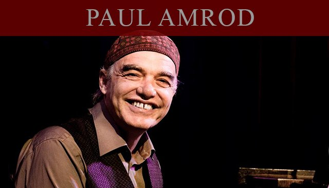 Paul Amrod Pianospieler Konstanz