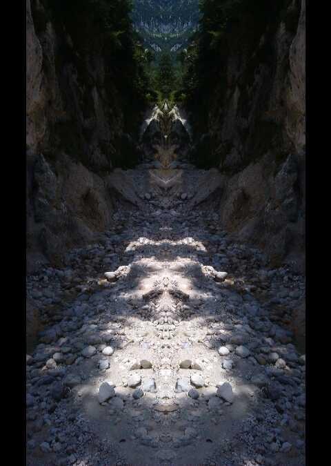 Anderswelt (Spiegelwelt) am Untersberg - Naturwesen und Portale zeigen sich!