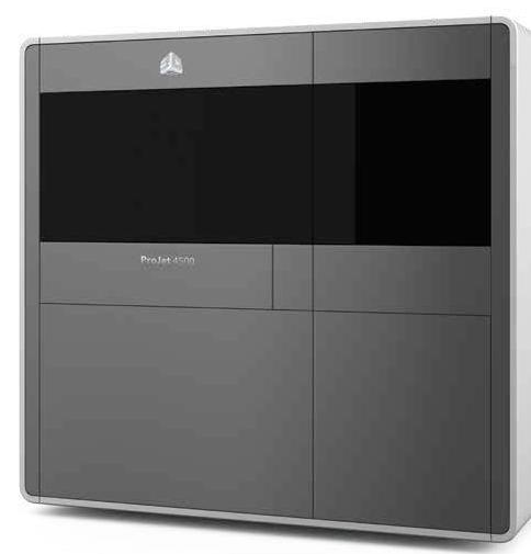 ProJet 4500 Vollfarb Kunsstoff 3D Drucker