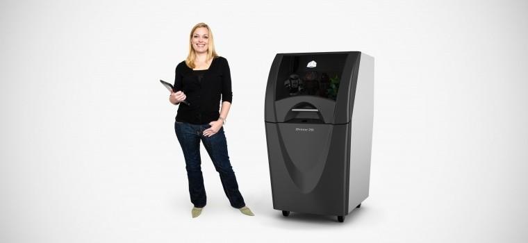3D Drucker ProJet 260Plus