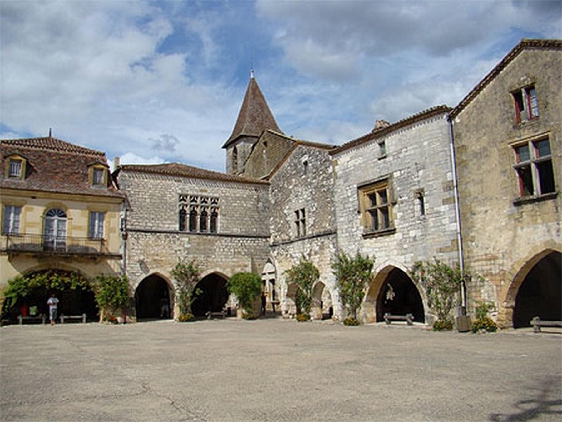 Bastide Monpazier
