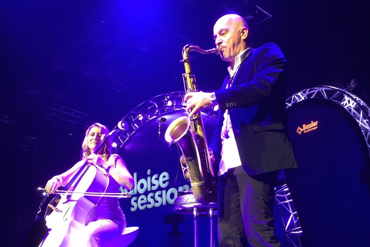 Duo Saxocello