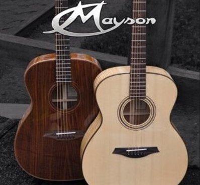 Guitares Mayson