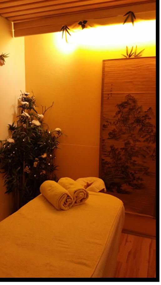 Im Massagezimmer