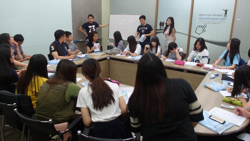 2014년7월13일 오리엔테이션(서울역회의실, 13:00~15:30)