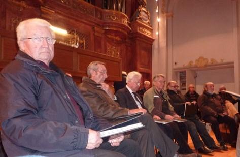 Adventliche Vorabendmesse in St. Peter, München 26.11.2016