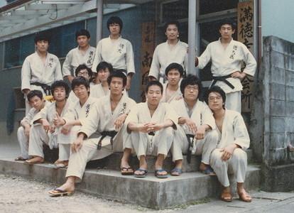 昭和55年 海部合宿