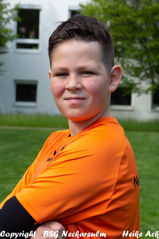Torspieler Niklas Kuhn