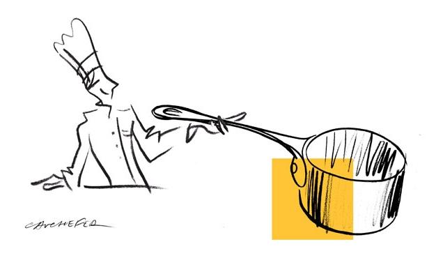 Pour la marque Mauviel de casseroles