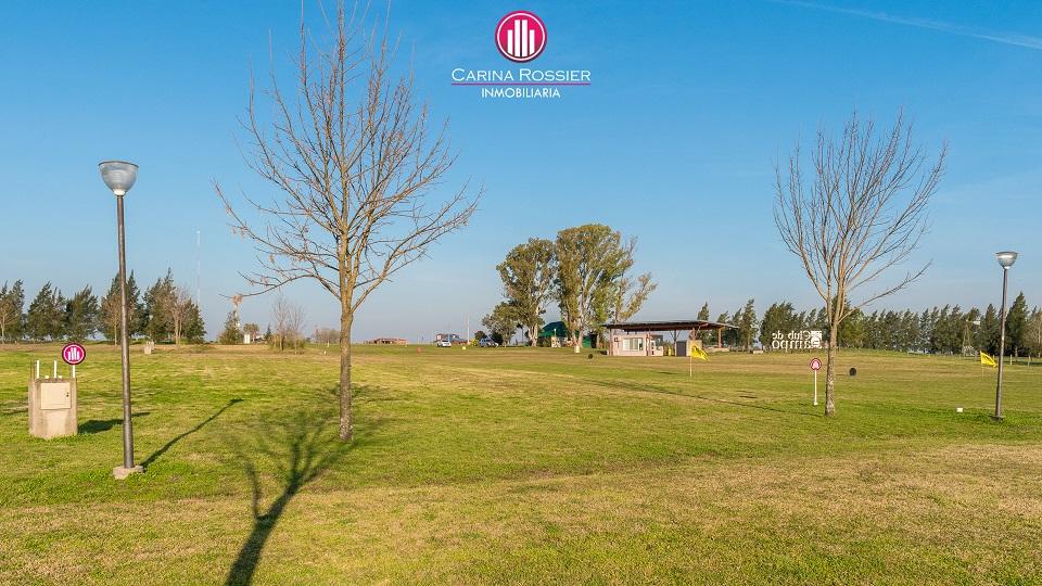 Lote en Club de Campo de Termas Villa Elisa; Carina Rossier Inmobiliaria;