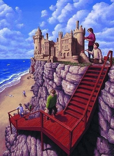 Castle on the Cliff