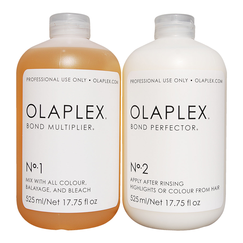 Olaplex und seine Wirkweise !