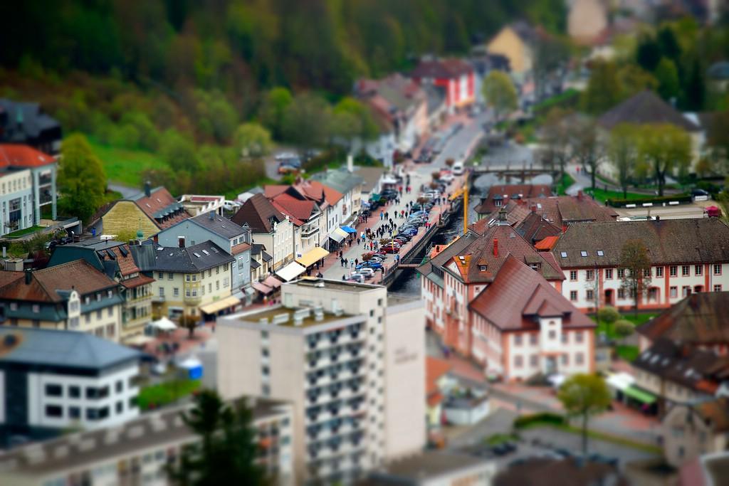 """2. Platz: Sepp Reiseck """"Schwarzwald St. Blasien"""""""