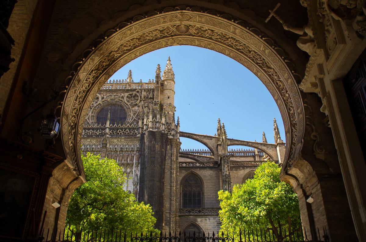 """3. Platz: Alfred Mayr """"Sevilla - Kathedrale Santa María de la Sede"""""""