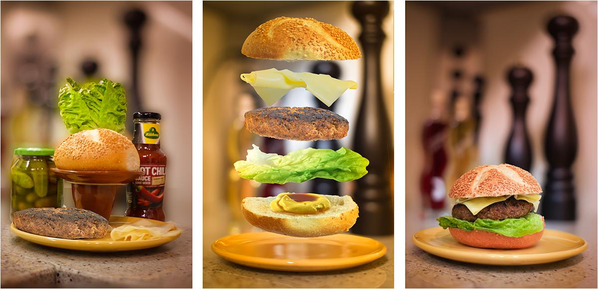 """1. Platz: Josef Reiseck """"Burger"""""""