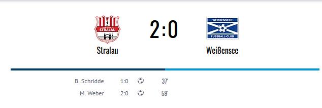 Niederlage gegen Ligakonkurrenz