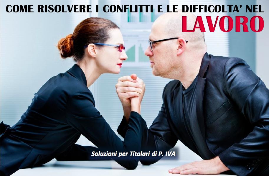 Webinar gratuito: Come risolvere i conflitti e le difficoltà nel lavoro