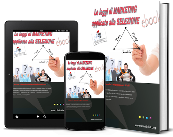 Le Leggi del Marketing applicate alla Selezione (ebook)