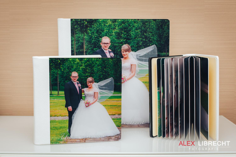 Hochzeitsfotobuch 30x30cm