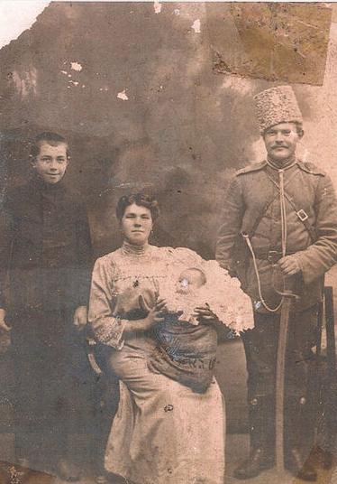 Portrait de famille polonaise