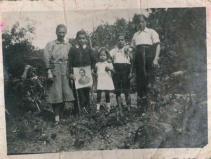 Réfugies espagnols 1938 - Collection Greslon