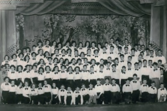 Chorale 1946
