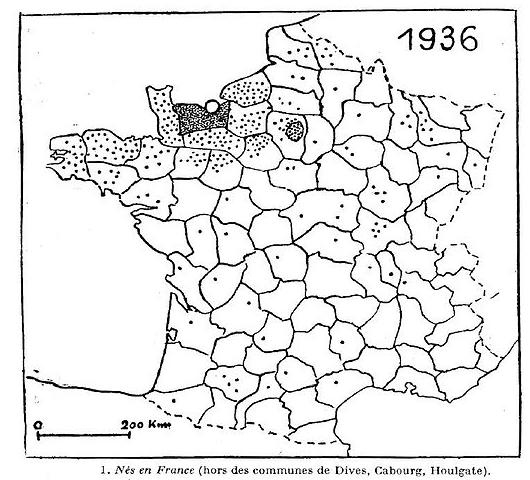 Origine des travailleurs France 1936 Article ELHAI