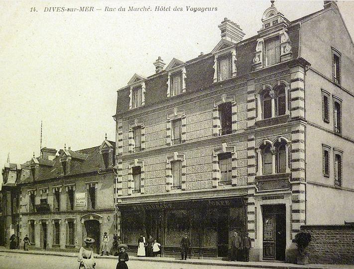 Hôtel des Voyageurs - Collection Quetron