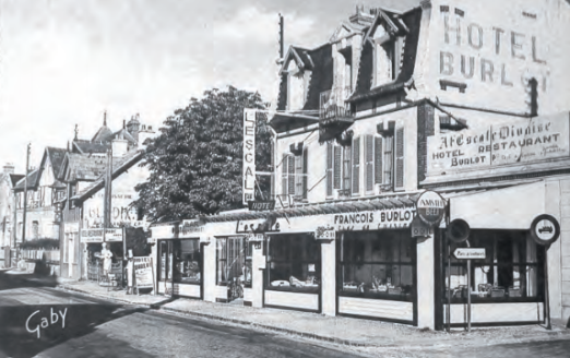 Hôtel Burlot
