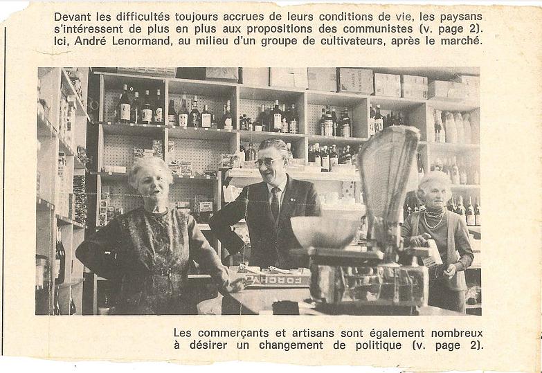 Article commerce Lainé - Lenormand Collection LAINE