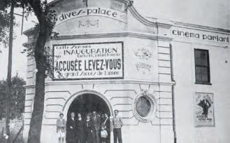 Dives Palace