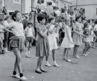 Place de la république - 1964