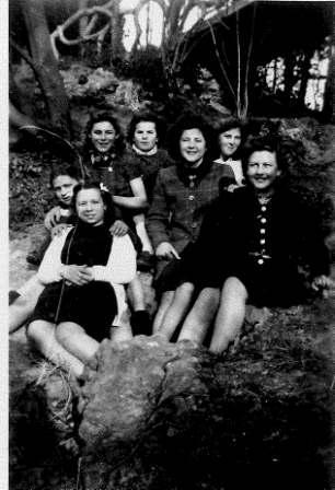 Villa Mon Abri , 1944 - Coll Voiturier