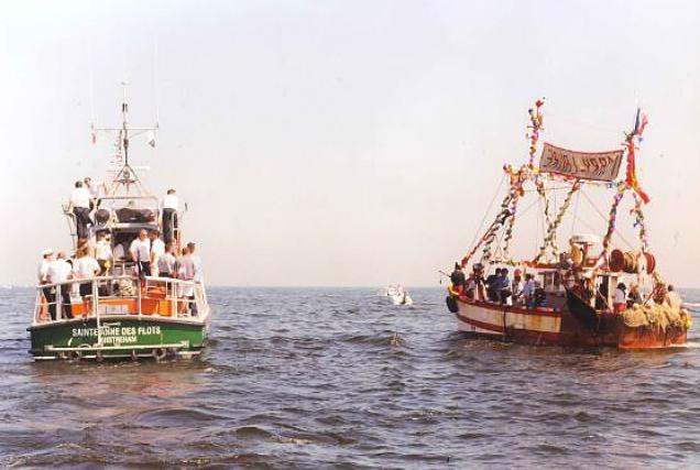 Fête de la mer/ août 1998 - Collection Maurice ISABELLE