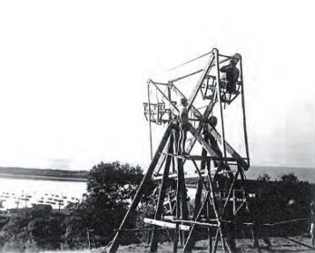 La roue serbe aux Siloés - Coll. D'Oliveira