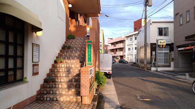 北九州小倉のリラクゼーションマッサージ店徳力リセッタの外観