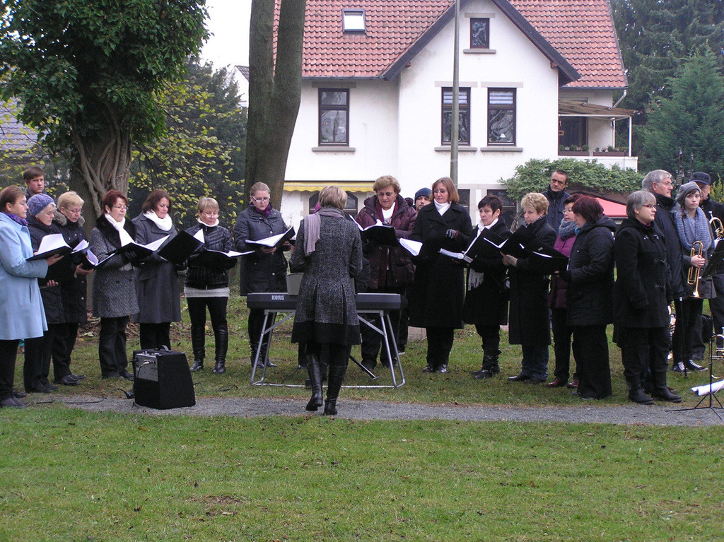 17.11.2013, St.Johann Friedhof, Volkstrauertag