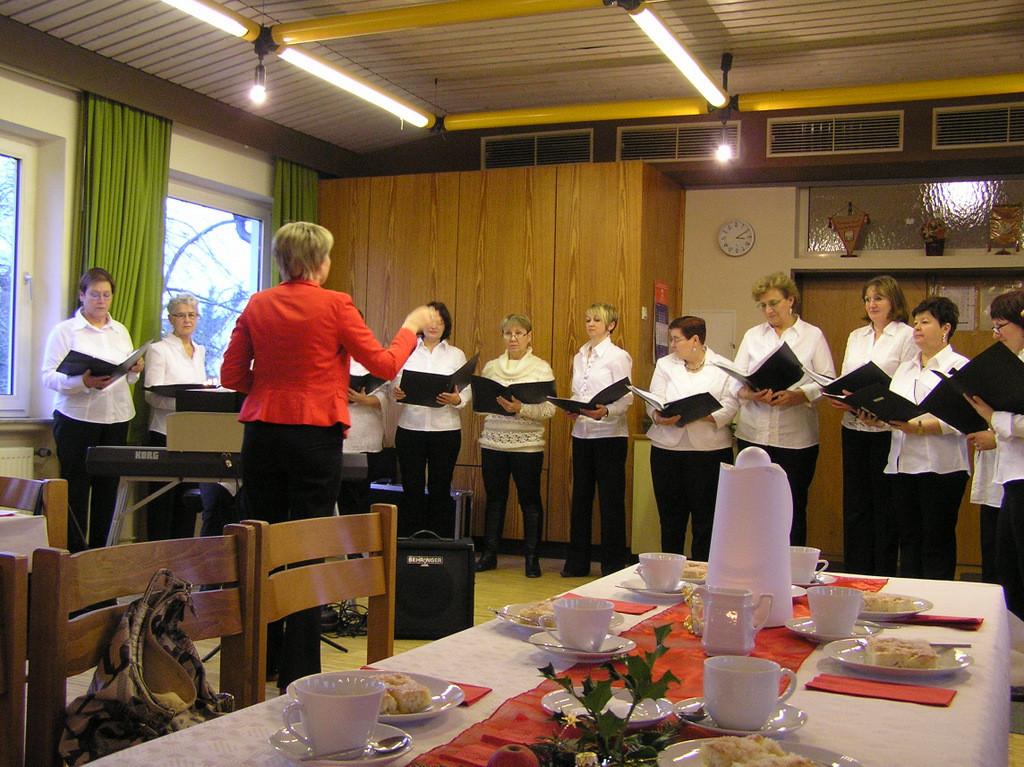 8.12.2013, Sozialverband Deutschland in Laubke/Lemgo