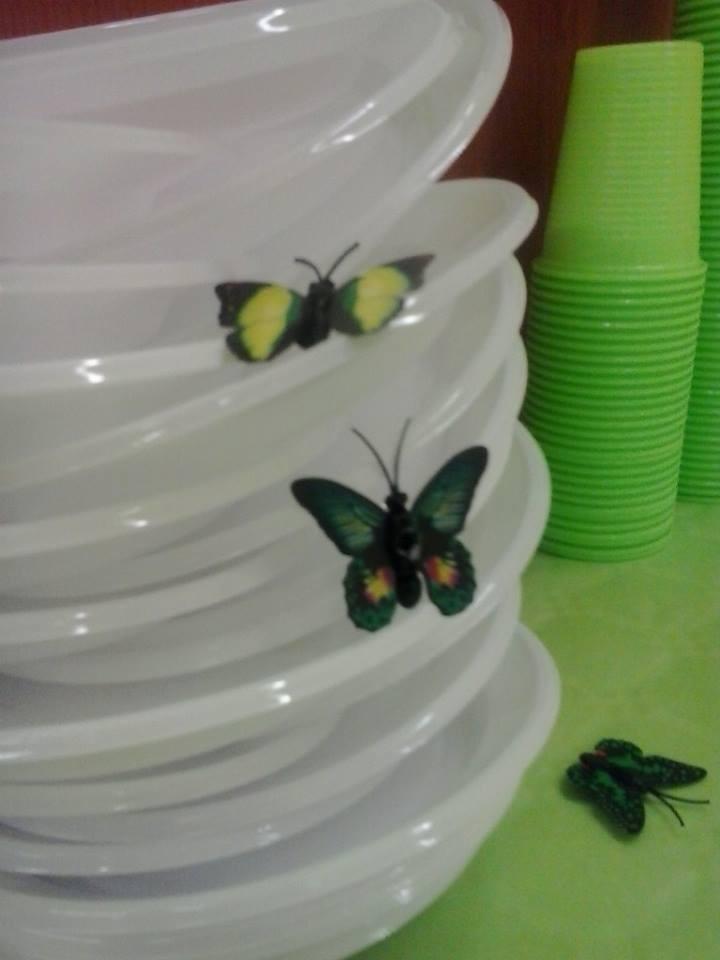 Decorazioni Farfalle