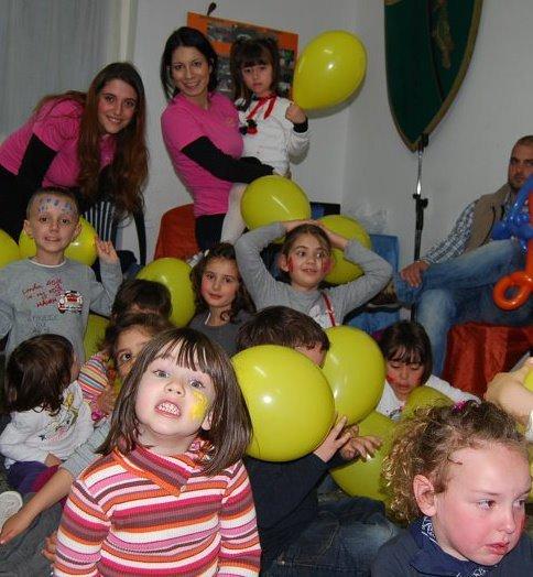 Giochi Vari: Palloncini Volanti