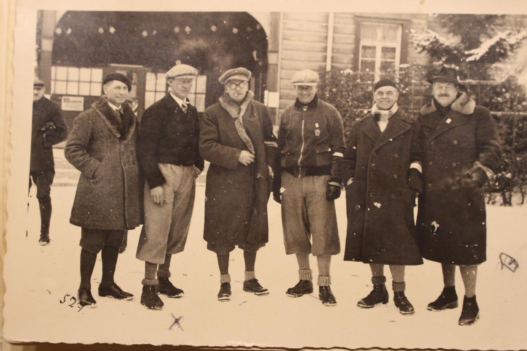 Winterkampfspiele 1934