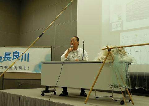 長良川漁師:大橋亮一さん