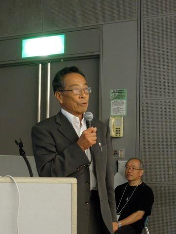 浜田篤信さん講演