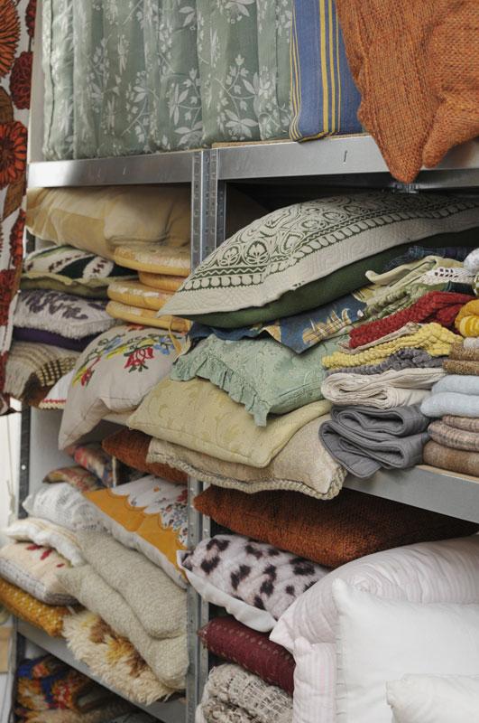 Kissen, Decken, Bettzeug, Matratzen