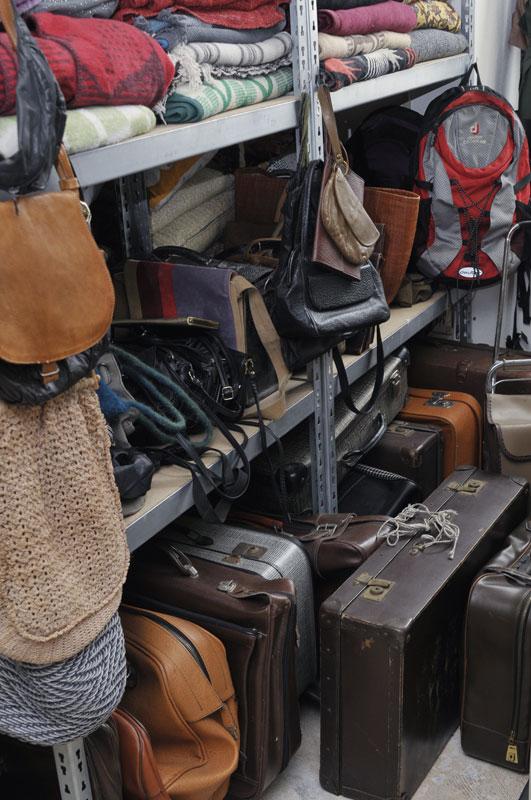 Taschen, Koffer