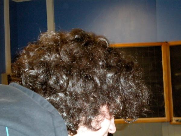 Pascals Haarpracht