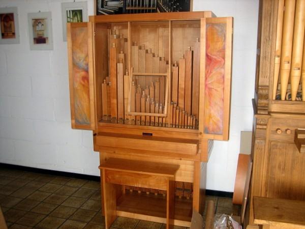 Noch eine Orgel